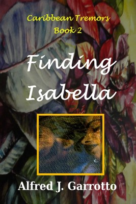 Finding Isabella--2nd ed cover